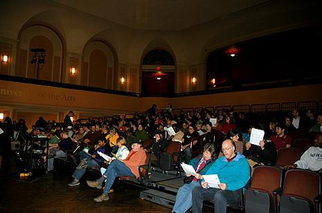 wal mart movie at university of the arts