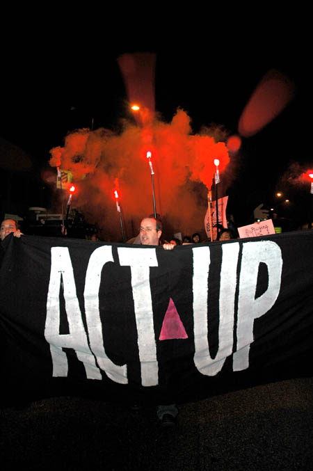 act up justice sunday III