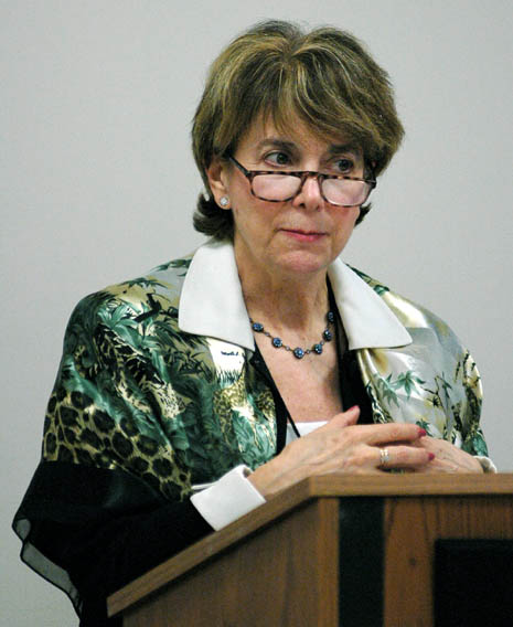 Marjorie Margolies-Mezvinsky