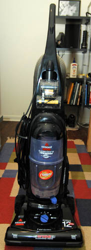 Bissell Clearview II Bagless