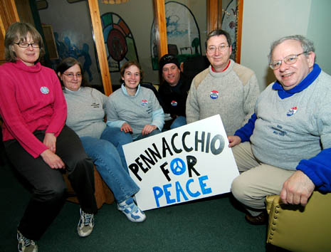 pennacchio supporters cafe aroma borealis lancaster, pa