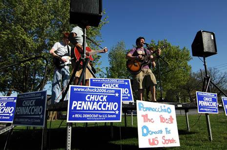 rally band