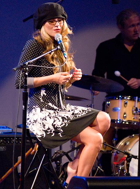Melody Gardot Jazz Singer
